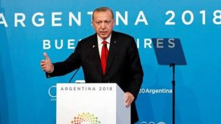 انتقاد اردوغان از سعودیها و آمریکا در پایان نشست گروه ۲۰