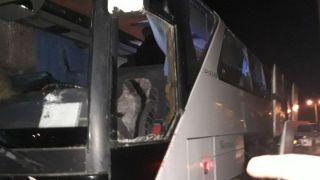 اسامی مجروحان حادثه تروریستی اتوبوس حامل زائران ایرانی در عراق اعلام شد