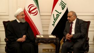 گفتوگوی تلفنی روحانی و نخستوزیر عراق/ روحانی: روابط ایران و عراق راهبردی است/ عبدالمهدی: تمامی توافقات میان 2 کشور عملیاتی میشود
