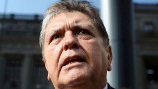 رئیسجمهوری پیشین پرو خودکشی کرد
