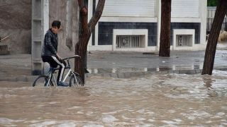۴ روستای هیرمند دچار آبگرفتگی شدند