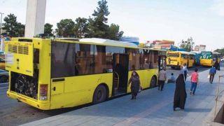 اتوبوسهای کهنه خارجی در راه ایران!