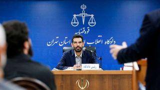 هشتمین جلسه رسیدگی به اتهامات متهمان بانک سرمایه/ قاضی مسعودی مقام خطاب به رضوی و دلاویز: طفره میروید/ قطعا بهتر میدانید پولها کجا است