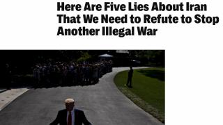 پنج دروغی که ترامپ درباره ایران می گوید