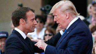 فرانسه واسطه نیست، مهره آمریکاست