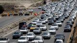 در حال بروزرسانی؛وضعیت جادههای کشور/ ترافیک نیمه سنگین در جادههای شمالی/ بارش باران در محور مرند-جلفا/ پرحجم بودن آزادراه تهران- قم، کرج - قزوین و تهران - ساوه